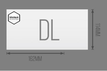 LP DIN-Lang Mailing